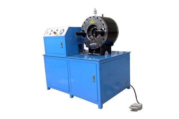Máquinas de friso para mangueiras pesadas