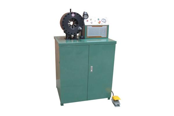 Máquina de friso hidráulica da tubulação